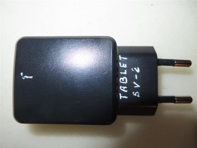 Aufgefundenes Diebesgut - USB Adapter