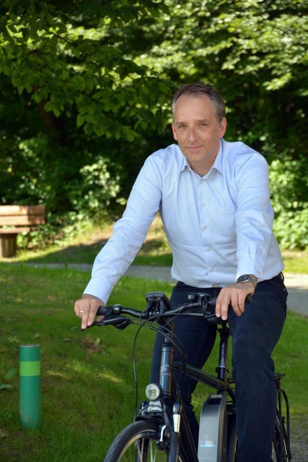Markus Maus, Geschäftsführer von company bike solutions