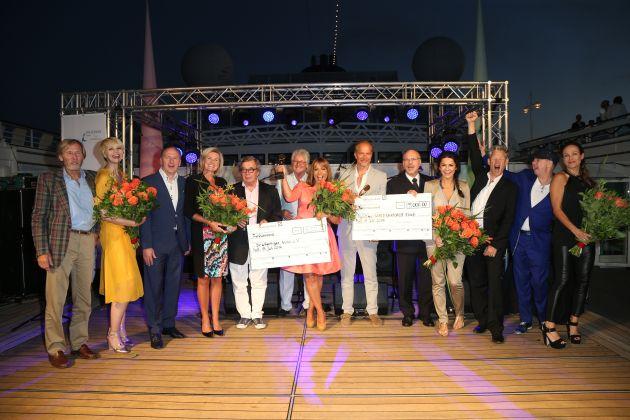 MS EUROPA meets Sansibar 2014: Nandini Mitra und Jochen Horst gewinnen den MS EUROPA Poetry Award