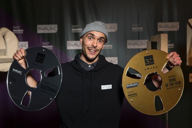 Gewinner «Demo of the Year 2015»: FlexFab aus Neuchâtel.