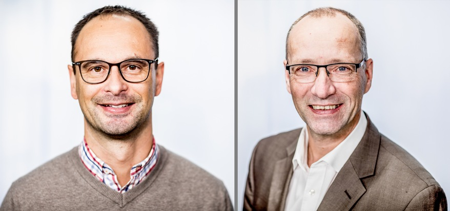 Christian Hollmann leitet dpa-Sportredaktion - Martin Beils wird Deskchef Sport und Stellvertreter