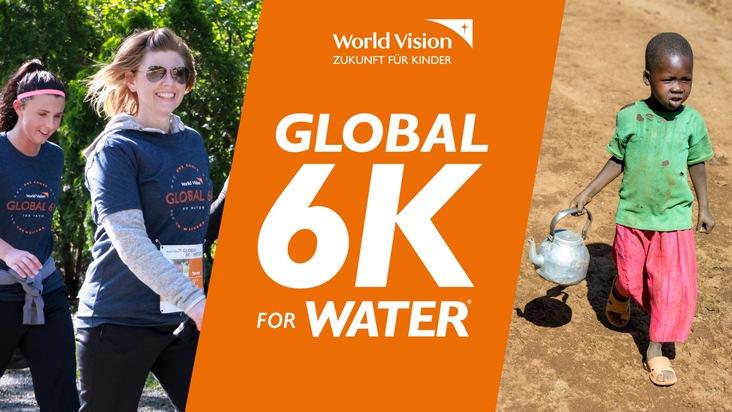 Weltweiter Spendenlauf Global 6k