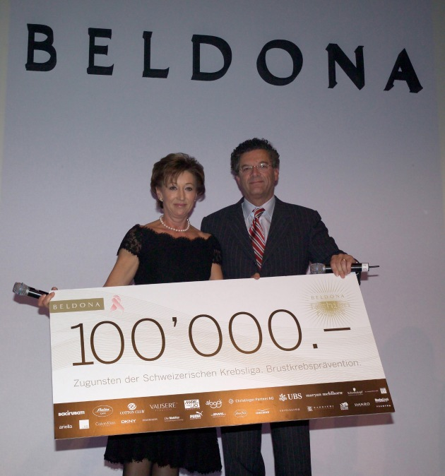Beldona Fashion Night 2005: Fortuna, glamour e vincitori