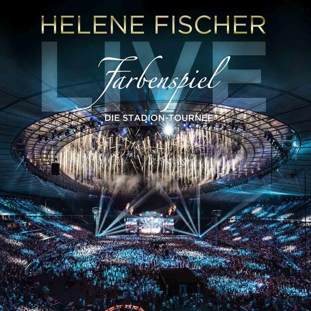 """""""Helene Fischer - Das Stadionkonzert"""" am 05.09.15 um 20:15 Uhr im ZDF"""