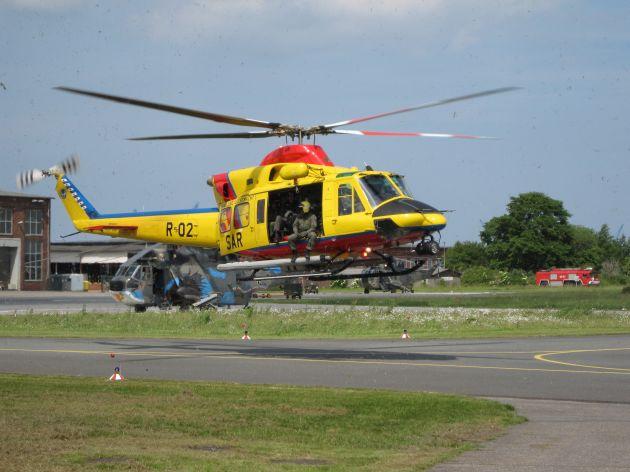 Marine - Pressemitteilung: Internationales Rettungshubschraubertreffen in Kiel