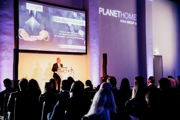 Foto Event 2 (Marcus Rex, Mitglied der Geschäftsführung PlanetHome Group GmbH)