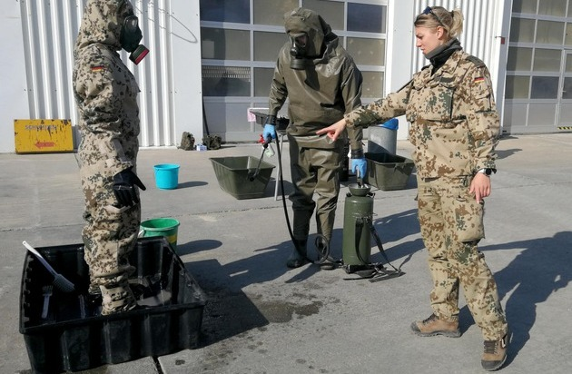 Auslandseinsatz in der Zeit der Corona-Krise: Die Bundeswehr erfüllt auch in diesen Zeiten weltweit ihre Einsatzverpflichtungen