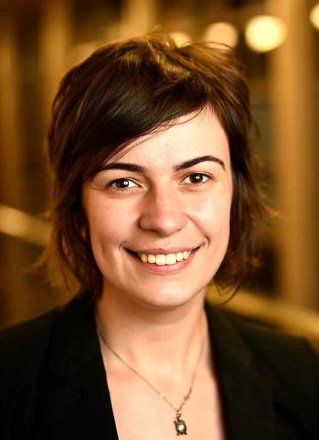 Anca Dragan has studied at Jacobs University Bremen from 2006 to 2009. Photo: Noah Berger