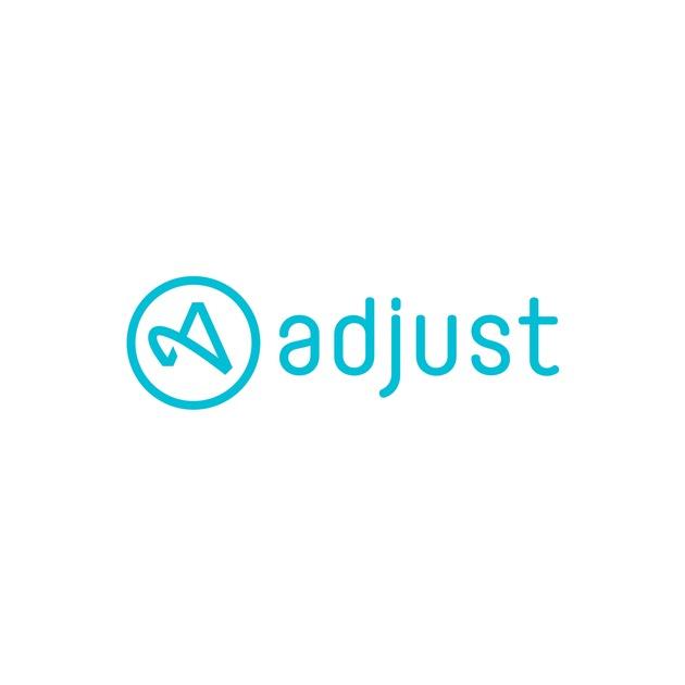 """Adjust logo. Weiterer Text über ots und www.presseportal.de/nr/117565 / Die Verwendung dieses Bildes ist für redaktionelle Zwecke honorarfrei. Veröffentlichung bitte unter Quellenangabe: """"obs/Adjust"""""""