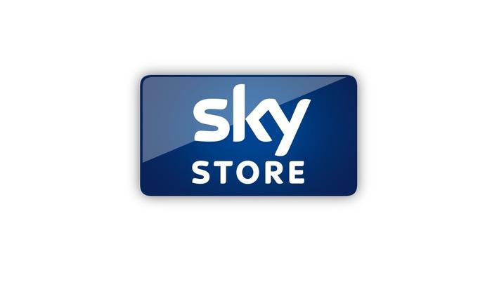 Sky startet Sky Store und bringt das Kino mit neuesten und exklusiven Blockbustern nach Hause