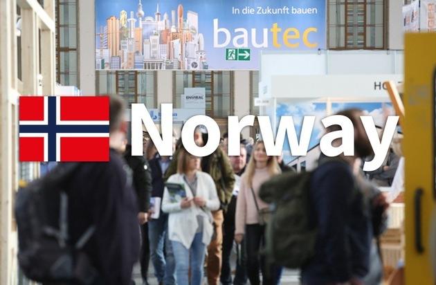bautec trifft Norwegens grüne Bauwirtschaft