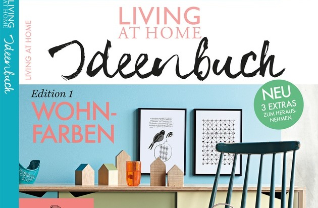 Living At Home neu im handel das große living at home ideenbuch edition no 1