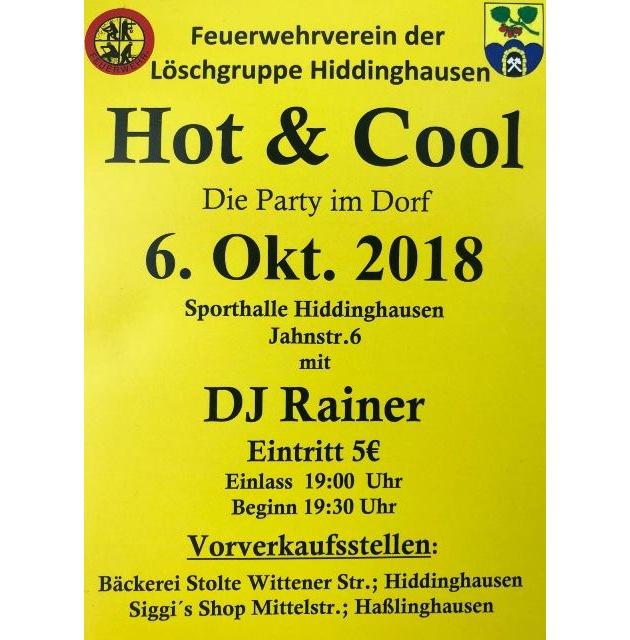 Plakat Hot&Cool