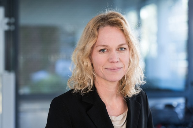 Porträt Ina Müller-Arnke, Nutztierexpertin bei VIER PFOTEN © VIER PFOTEN