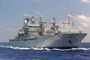 Marine - Pressemeldung / Pressetermin: Einsatz- und Ausbildungsverband der Marine sticht in See (mit Bild)
