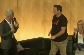 """Martin Rütter und Luke Mockridge bei """"Verstehen Sie Spaß?"""""""