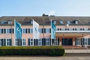 """Die Unternehmenszentrale der SGL Carbon in Wiesbaden. Weiterer Text über ots und www.presseportal.de/nr/15670 / Die Verwendung dieses Bildes ist für redaktionelle Zwecke honorarfrei. Veröffentlichung bitte unter Quellenangabe: """"obs/SGL Carbon SE"""""""