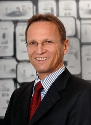 """Ralf Drieselmann, Leiter des Geschäftsbereiches Precious Metals Management. Die Verwendung dieses Bildes ist für redaktionelle Zwecke honorarfrei. Abdruck bitte unter Quellenangabe: """"obs/Umicore AG & Co. KG"""""""