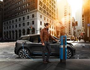 BMW auf der Detroit Motor Show 2015