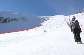 Beginnt die Winterzeit, startet in Sölden der Skiweltcup - VIDEO