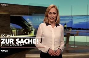 """Steuern und Gebühren: Zahlen Rheinland-Pfälzer zu viel? """"Zur Sache Rheinland-Pfalz!"""" am Do., 3. Mai 2018, 20:15 Uhr im SWR Fernsehen"""