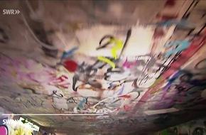 """Millionenschaden - immer mehr illegale Graffitis an Hauswänden / """"Zur Sache Baden-Württemberg"""", 19.10.2017, 20:15 Uhr, SWR Fernsehen in Baden-Württemberg"""