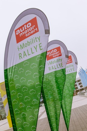 auto motor und sport i-Mobility Rallye 2017: Kumho geht mit Elektroreifen an den Start