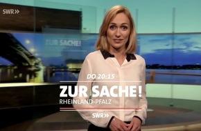 """Brot als Krankmacher - Ist Gluten im Getreide tatsächlich gefährlich? / """"Zur Sache Rheinland-Pfalz!"""", 24.1.2019, 20:15 Uhr, SWR Fernsehen"""