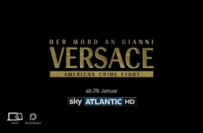 "Ryan Murphys zweiter Streich: ""Der Mord an Gianni Versace: American Crime Story"" ab 29. Januar exklusiv bei Sky"