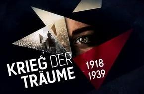 """Webspecial """"Krieg der Träume"""" jetzt online"""