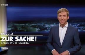 """Kindesmissbrauch im Breisgau: """"Zur Sache Baden-Württemberg"""", SWR Fernsehen"""