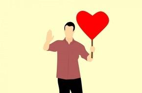 Lustige Einführung für Online-Dating