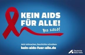 Früher HIV-Test = kein Aids
