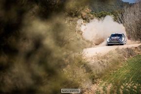 """M-Sport Ford will mit dem Fiesta WRC bei der Rallye Mexiko hoch hinaus: Die Weltmeister Sébastien Ogier/Julien Ingrassia peilen ihren vierten Sieg bei der WM-Rallye Mexiko an. Weiterer Text über ots und www.presseportal.de/nr/6955 / Die Verwendung dieses Bildes ist für redaktionelle Zwecke honorarfrei. Veröffentlichung bitte unter Quellenangabe: """"obs/Ford-Werke GmbH/MForn Studio"""""""
