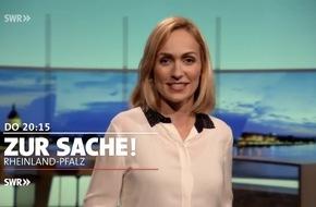 """Hitzeglocke über Rheinland-Pfalz / Müssen wir uns in Zukunft besser vor der Hitze schützen? / """"Zur Sache Rheinland-Pfalz!"""" heute, Do., 9.8.2018, 20:15 Uhr, SWR Fernsehen"""