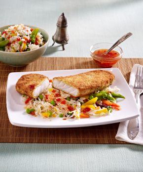 Fisch mal anders - Kreativ kochen mit Filegro