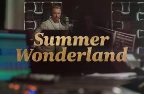 """Air New Zealand wirbt mit Popstar Ronan Keating für sommerlichen Weihnachtszauber """"downunder"""""""