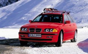 30 Jahre BMW Allrad-Kompetenz: Vom BMW 325i Allrad zum BMW X5 xDrive40e