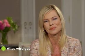 Alles wird gut: Nina Ruge mit eigener Sendung bei health tv