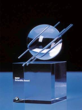 BMW Scientific Award 2001. P0005975. BMW Group PressClub: www.press.bmwgroup.com.©BMW AG. Nur für Pressezwecke/For press purposes only. 07/2001