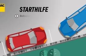 So kommt das Auto wieder auf die Beine / ADAC-Tipps zur richtigen Starthilfe