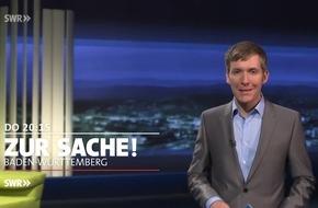 """Wie weit darf türkischer Wahlkampf gehen? / Werden die falschen Flüchtlinge abgeschoben? """"Zur Sache Baden-Württemberg"""", Donnerstag, 9. März 2017, 20.15 bis 21 Uhr, SWR Fernsehen in Baden-Württemberg"""