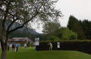 Toni Sailer Golf Memorial - VIDEO