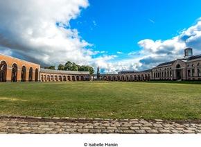 Pressefoto Unesco-Weltkulturerbe Grand-Hornu bei Mons ©  Isabelle Harsin