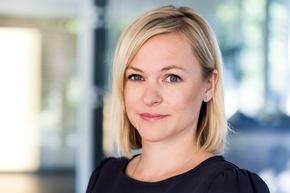 Porträt Denise Schmidt, Kampagnenleiterin VIER PFOTEN Deutschland © VIER PFOTEN, Fred Dott
