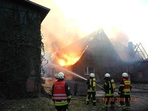 POL-STD: Wohnhaus in Mulsum ausgebrannt