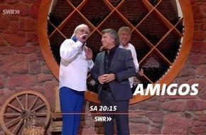 """""""Schlager-Spaß mit Andy Borg"""": Auftakt der neuen SWR Show"""