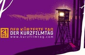 Hoch hinaus: Veranstaltungsrekord zum 5. KURZFILMTAG am 21. Dezember