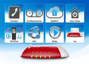 Neues kostenloses Bildmaterial von AVM zu den Themen Breitband- Internet und Heimnetz mit FRITZ! (BILD)