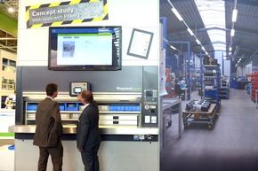 CeMAT 2016 mit starkem IT-Fokus
